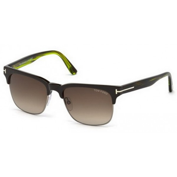 Tom Ford FT 0386 48K Marrone Scuro Lucido