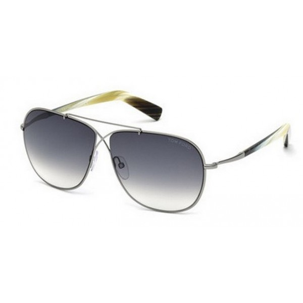 Tom Ford FT 0393 15B Rutenio Chiaro Opaco