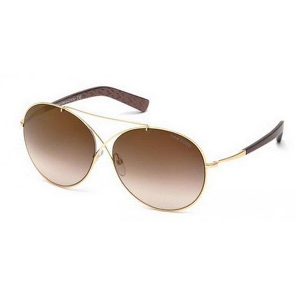 Tom Ford FT 0394 28F Oro Rose' Lucido