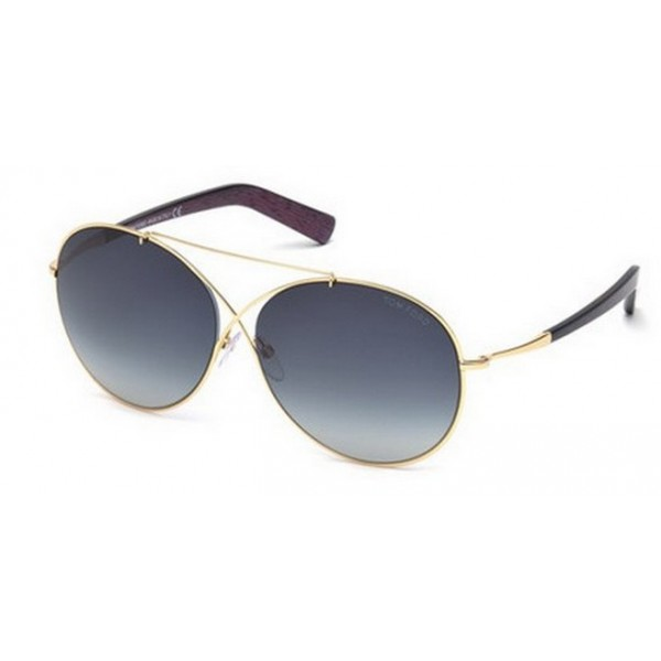 Tom Ford FT 0394 28W Oro Rose' Lucido