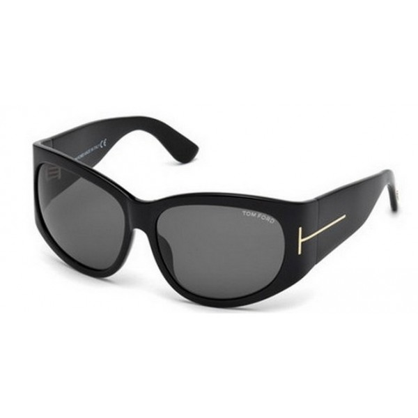 Tom Ford FT 0404 01A Nero Lucido
