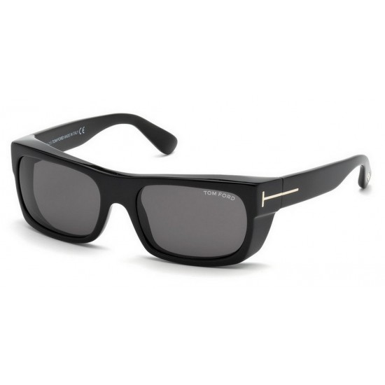Tom Ford FT 0440 01A Nero Lucido