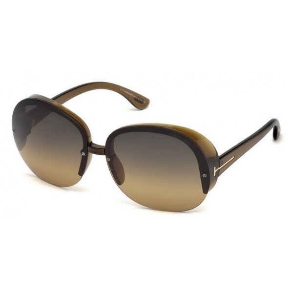 Tom Ford FT 0458 96P Verde Scuro Lucido