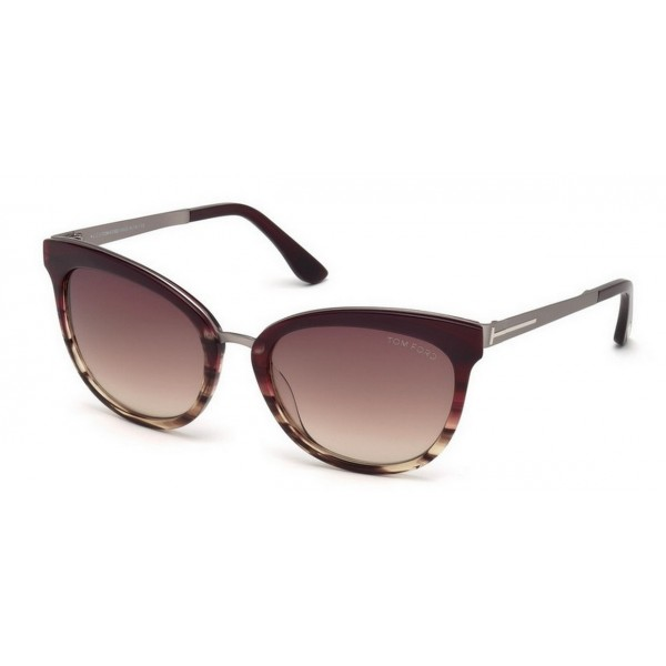 Tom Ford FT 0461 71F Bordeaux