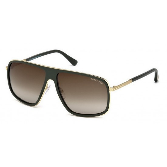 Tom Ford FT 0463 98K Verde Scuro