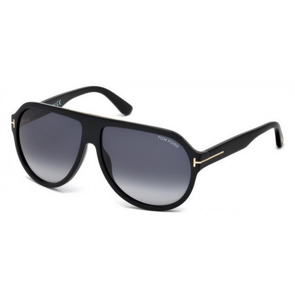 Tom Ford FT 0464 01W Nero Lucido