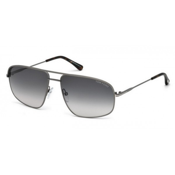 Tom Ford FT 0467 13B Rutenio Scuro Opaco
