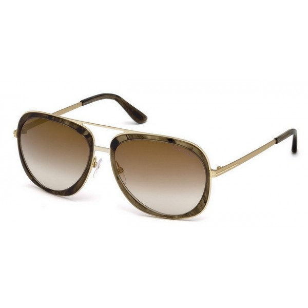 Tom Ford FT 0469 50C Marrone Scuro