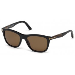 Tom Ford FT 0500 01H Polarizzato Nero Lucido
