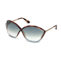 Tom Ford FT 0529 55B Avana-Turchese