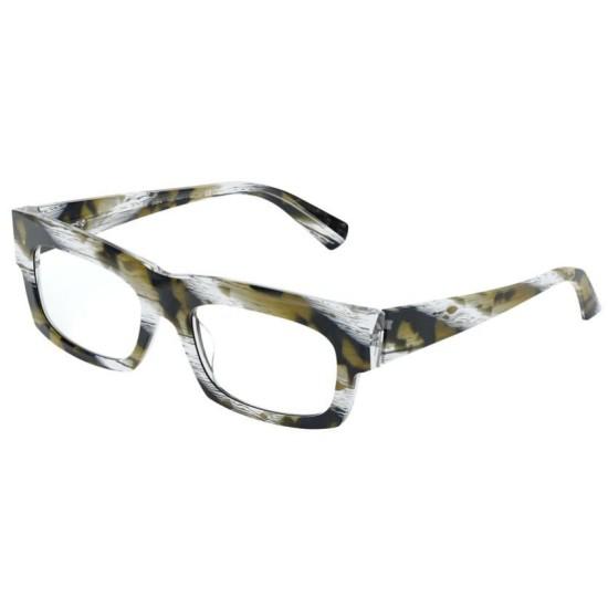 Alain Mikli A0 3101 Robel 002 Corno Di Tartaruga Marrone   Occhiale Da Vista Unisex