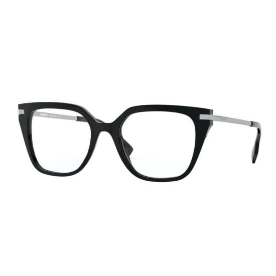 Burberry BE 2310 - 3001 Nero | Occhiale Da Vista Donna