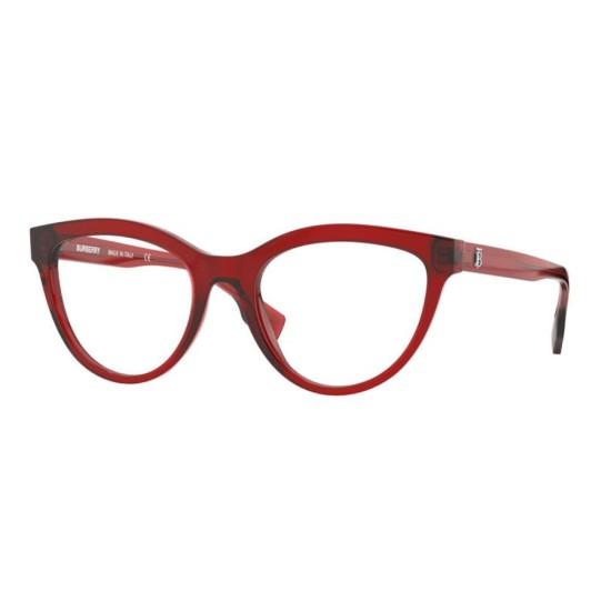 Burberry BE 2311 - 3495 Rosso | Occhiale Da Vista Donna