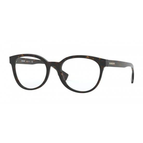 Burberry BE 2315 - 3002 Dark Havana | Occhiale Da Vista Donna
