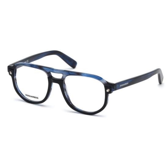 Dsquared2 DQ 5272 - 092 Altro Blu | Occhiale Da Vista Uomo