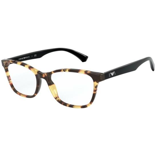 Emporio Armani EA 3157 - 5795 Avana Gialla | Occhiale Da Vista Donna