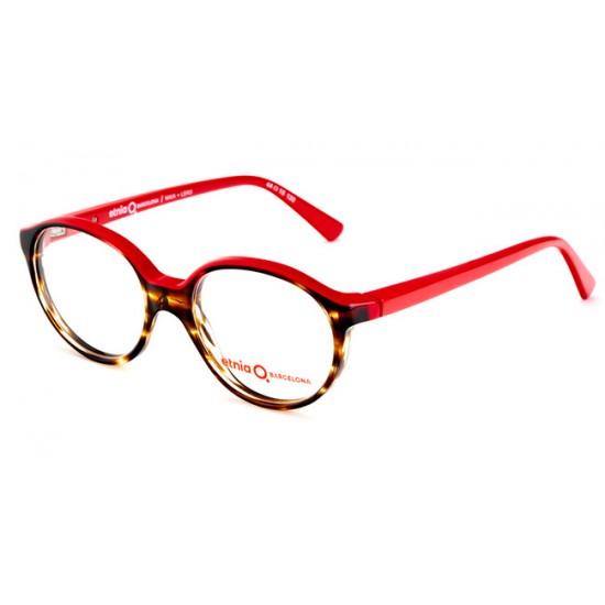 sito affidabile e1f42 cb25c Etnia Barcelona MAIA - LERD Rosso Leopardo   Occhiale Da Vista Bambina