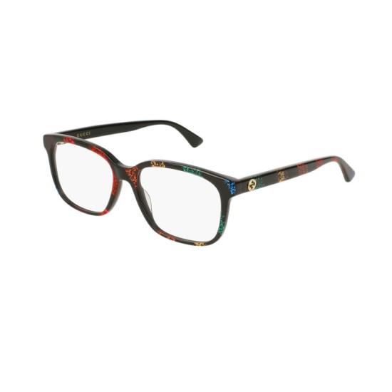 Gucci GG0330O - 007 Multicolore | Occhiale Da Vista Donna