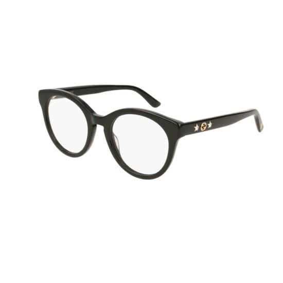 Gucci GG0348O - 001 Nero | Occhiale Da Vista Donna