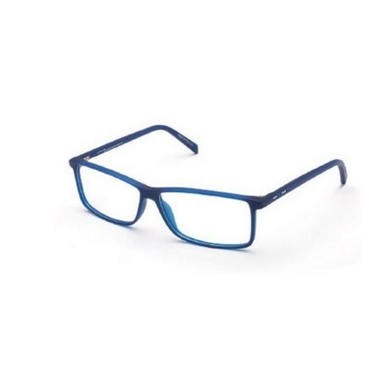 Italia Independent I-PLASTIK 5621 - 5621.022.000 Blu Multicolor | Occhiale Da Vista Unisex