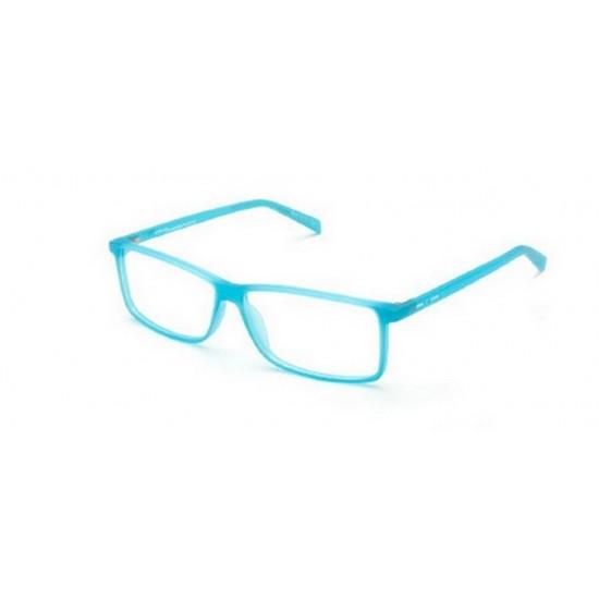 Italia Independent I-PLASTIK 5621 - 5621.027.000 Blu Multicolor | Occhiale Da Vista Unisex