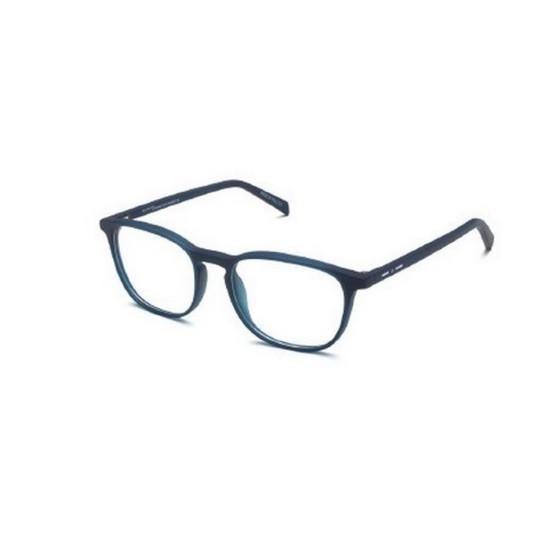 Italia Independent I-PLASTIK 5623 - 5623.021.000 Blu Multicolor   Occhiale Da Vista Unisex