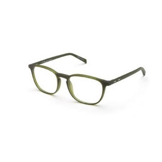 Italia Independent I-PLASTIK 5623 - 5623.030.000 Verde Multicolore   Occhiale Da Vista Unisex
