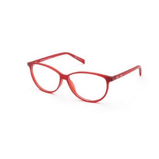 Italia Independent I-PLASTIK 5626 - 5626.051.000 Rosso Multicolore | Occhiale Da Vista Donna