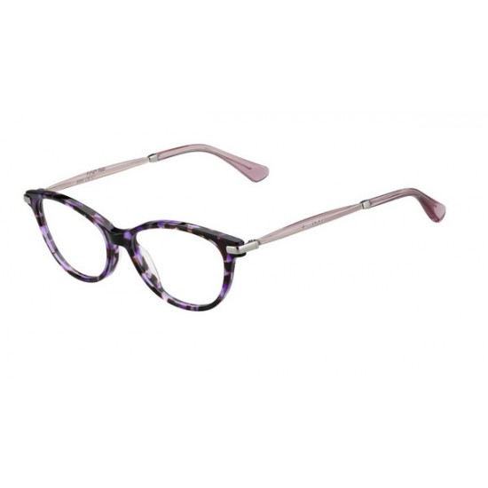 Jimmy Choo JC153 - 1LP Havana Viola Palladio