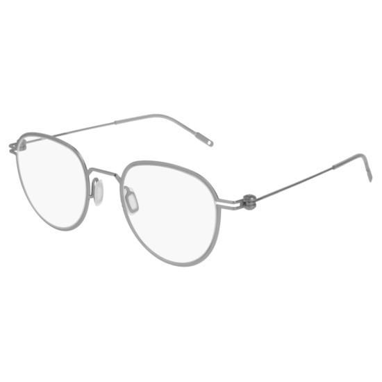 Montblanc MB0002O - 003 Nero | Occhiale Da Vista Uomo