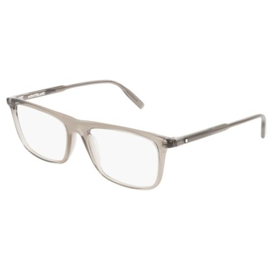 Montblanc MB0012O - 008 Beige | Occhiale Da Vista Uomo