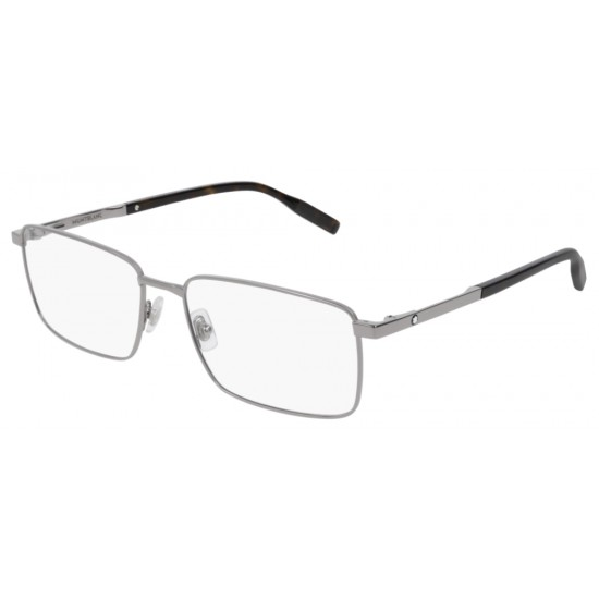Montblanc MB0022O - 005 Rutenio | Occhiale Da Vista Uomo