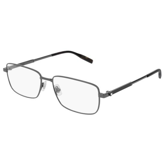 Montblanc MB0029O - 006 Rutenio | Occhiale Da Vista Uomo