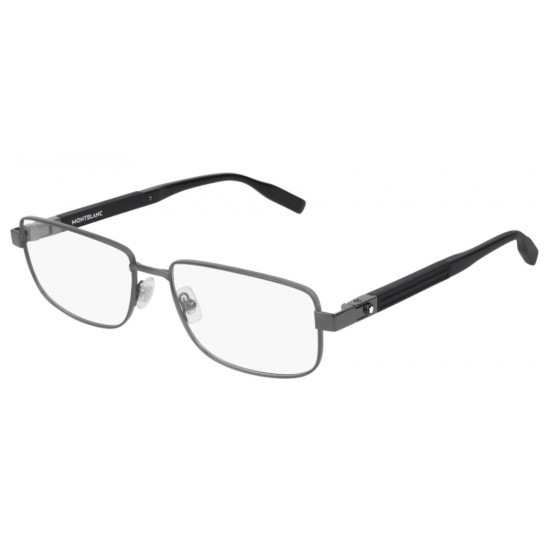 Montblanc MB0034O - 004 Rutenio | Occhiale Da Vista Uomo