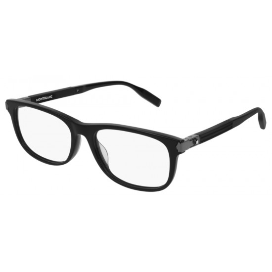 Montblanc MB0036O - 005 Nero | Occhiale Da Vista Uomo