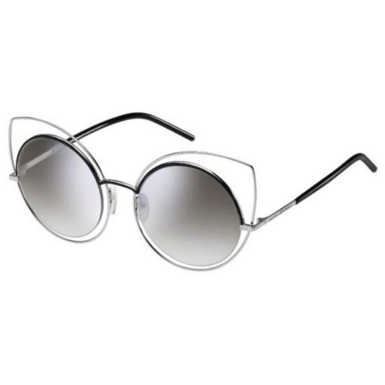 Marc Jacobs MJ 10/S - 25K FU Nero Di Rutenio Nero | Occhiale Da Sole Donna