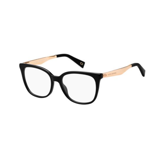 Marc Jacobs MJ 207 - 2M2 Oro Nero | Occhiale Da Vista Donna