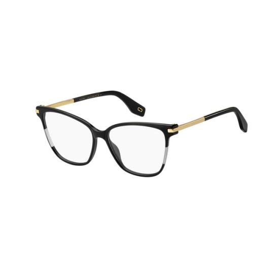 Marc Jacobs MJ 299 - 807 Nero   Occhiale Da Vista Donna