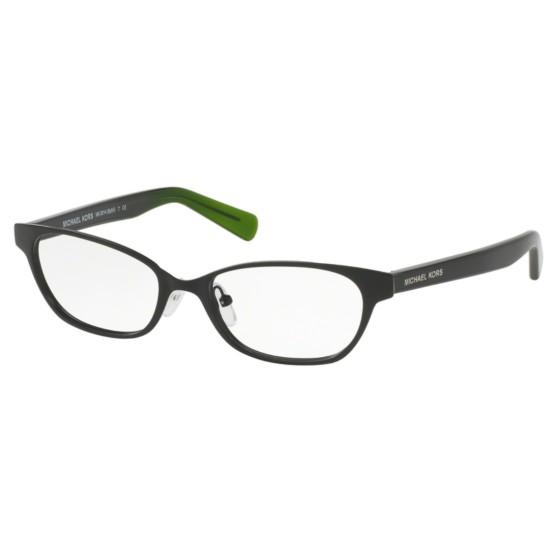 Michael Kors MK 3014 Sybil 1150 Nero Opaco | Occhiale Da Vista Donna