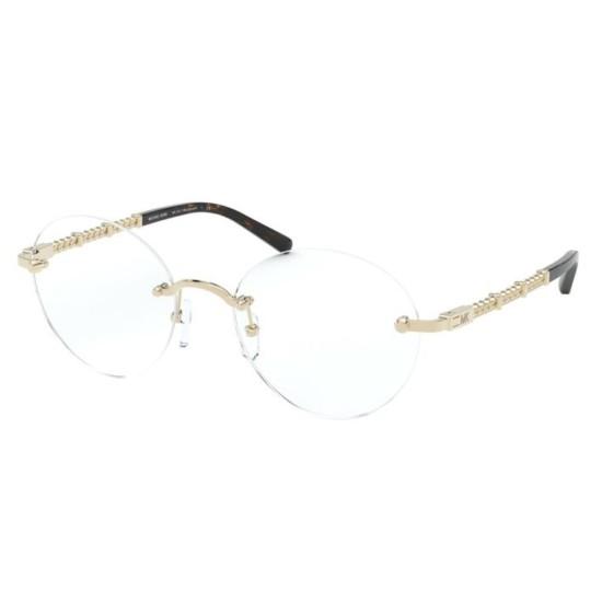 Michael Kors MK 3037 Macdougal 1014 Oro Chiaro | Occhiale Da Vista Donna