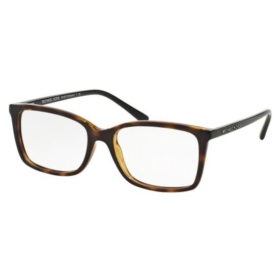 Michael Kors MK 8013 Grayton 3057 Nero Tartaruga   Occhiale Da Vista Donna