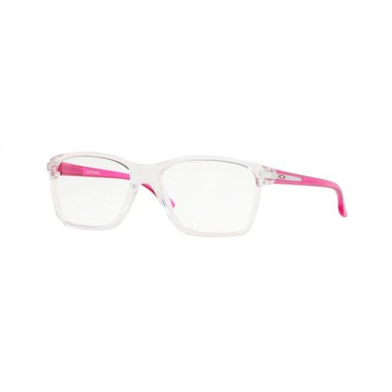 Oakley OY 8010 Cartwheel 801001 Polished Clear | Occhiale Da Vista Bambina