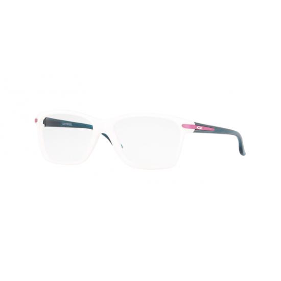 Oakley OY 8010 Cartwheel 801004 Polished White | Occhiale Da Vista Bambina