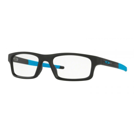 Oakley OX 8037 Crosslink Pitch 803701 Satin Black | Occhiale Da Vista Uomo