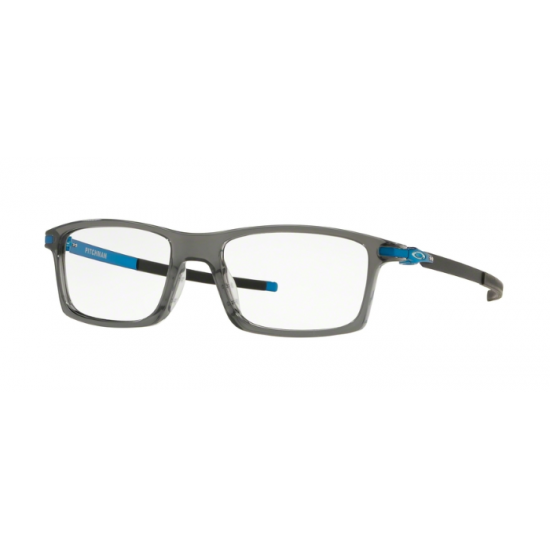 Oakley OX 8050 PITCHMAN 805012 POLISHED GREY SMOKE