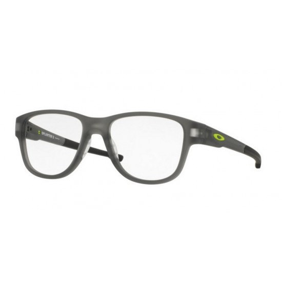 Oakley Splinter 2.0 OX 8094 05 Smoke Gray Satin