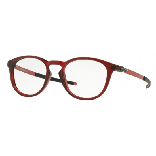 Oakley OX 8105 PITCHMAN R 810511 TRANS BRICK RED