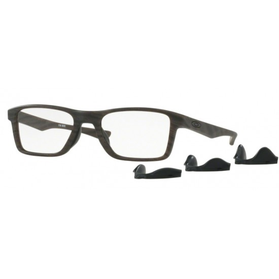 Oakley OX 8108 Fin Box 810803 Matte Woodgrain