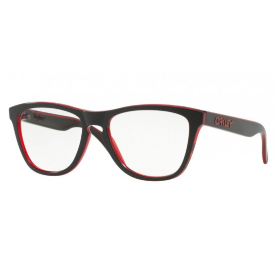 Oakley OX 8131 RX FROGSKINS 813101 ECLIPSE RED