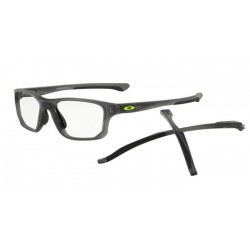 Oakley 0OX8136 CROSSLINK FIT 813602 SATIN GREY SMOKE